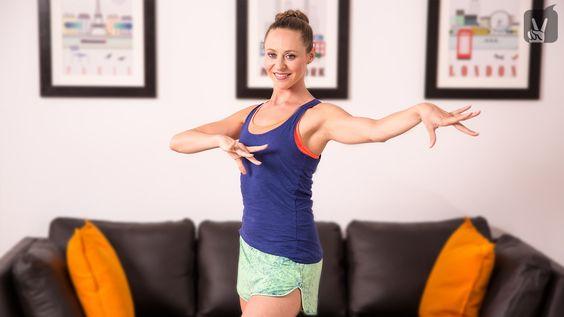 Summer Salsa: Dance Workout mit Jeanine Bravo! - nicht übel!