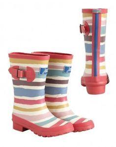 Little joules girls rain boots