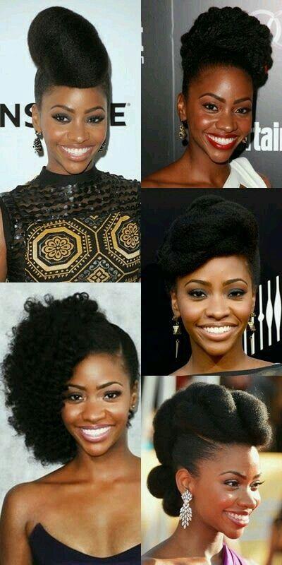 Peinados afro!!!