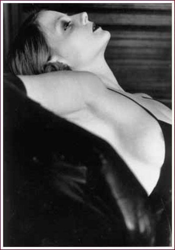 Jodie Foster, Helmut Newton