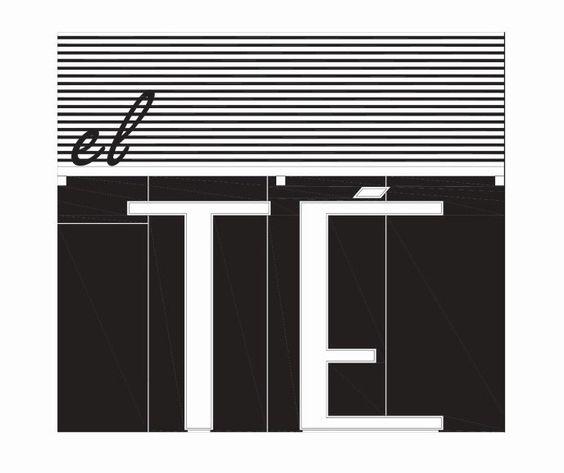 El TÉ – Casa de chás / Gustavo Sbardelotto (Estudio 30 51) e Mariana Bogarin