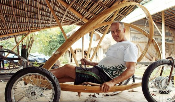 New Bamboo U Course with Jorg Stamm at the Kul Kul Farm, 2017 June