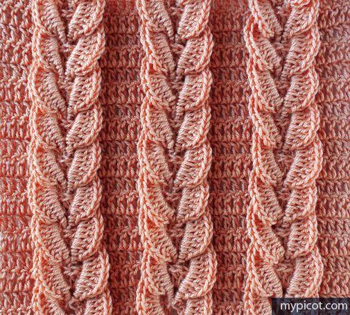 cables de ganchillo: