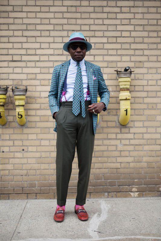 Street Fashion New York Fashion Week Men S Wiosna Lato 2018 New York Fashion Week Fashion Fashion Week