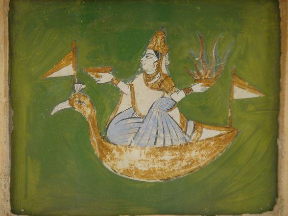 Aquarius Indian Style