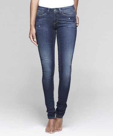 Take a look at this Worn Shaper Skinny Jeans - Women by Yummie by Heather Thomson on #zulily today!