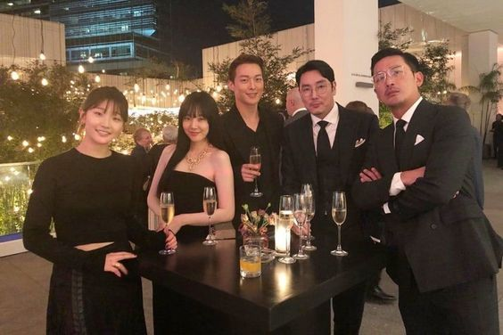 Im Soo Jung, Jang Ki Yong, Ha Jung Woo, And More Have Glamorous Gathering In LA