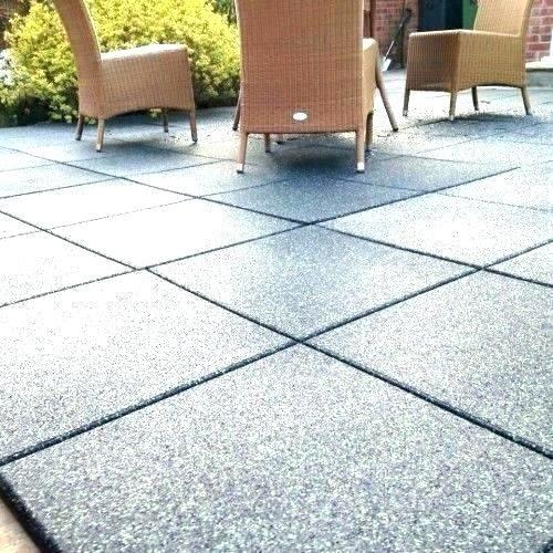 rubber tiles outdoor rubber flooring