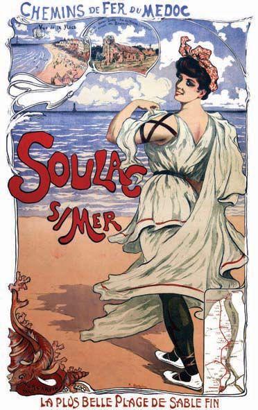 Soulac sur Mer     vers 1937