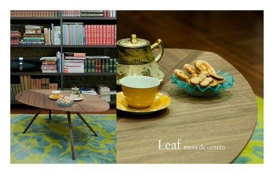 Mesa de apoio Leaf / Side table Leaf