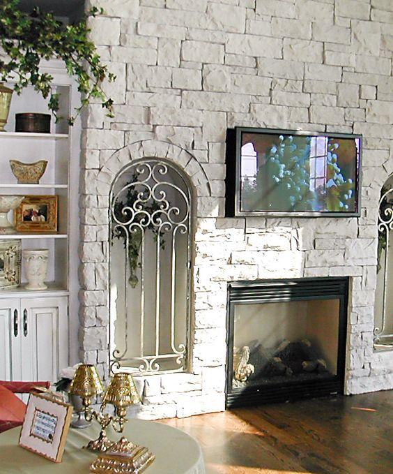 TV on Stone