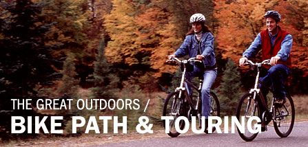 This is an awesome compliation of bike trails in Wisconsin.  Happy pedaling!!
