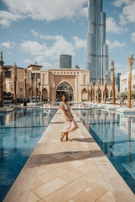 ОАЕ тури Дубай