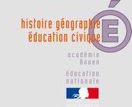 Le site Histoire-Géographie de l'académie de Rouen