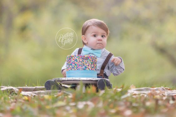 12 Month Milestone | Baby Photographer | Baby Photography | Cleveland Museum of Art