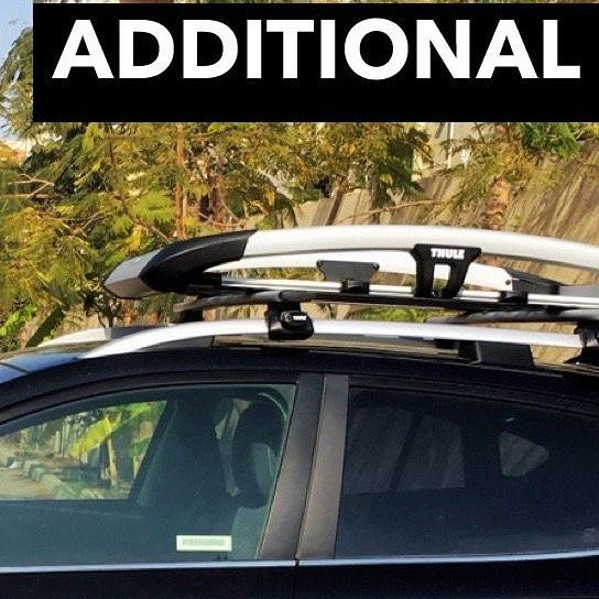 The Big Dilemma Roof Box Or Basket Do You Need Extra Space Or Private Safe Storage Far From Thieves Water And Dust Thule Think Roof Box Safe Storage Car