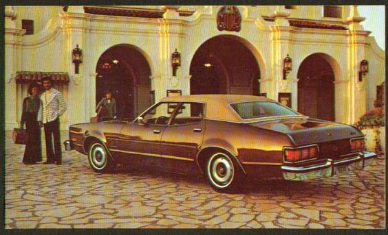 74 Mercury Montego -Classy look.