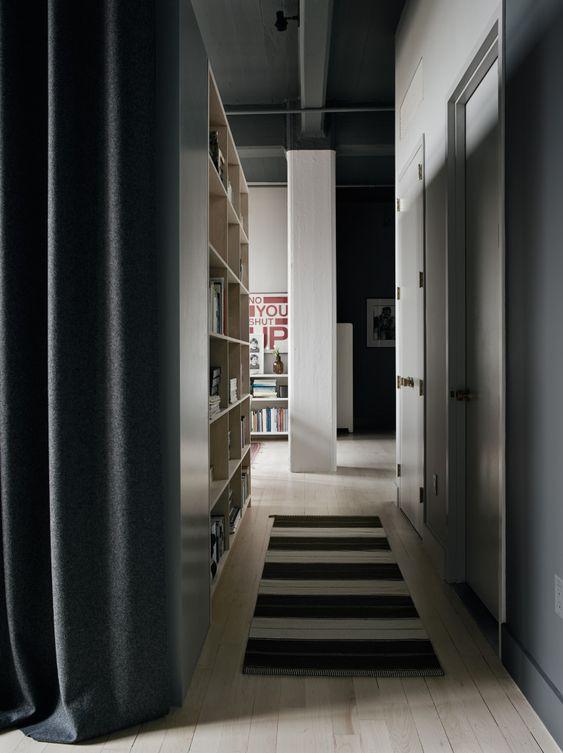 Photographer Pia Ulin's stunning Brooklyn loft, via http://www.scandinavianlovesong.com/