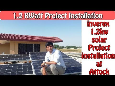 Youtube Installation Roof Solar Panel Projects
