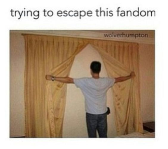Escape is a myth