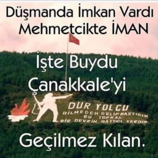 ÜNLÜ İSİMLERİN 18 MART ÇANAKKALE ZAFERİ YORUMLARI - Magazinci.com