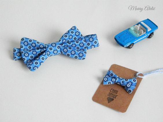 gravata borboleta charme