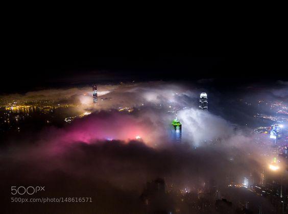 Urban Fog #03 by yeungshingfuk. @go4fotos