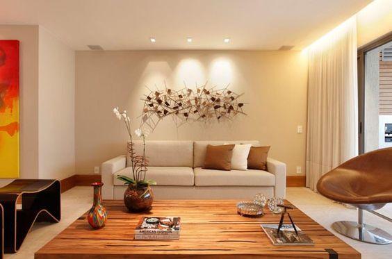 Atemporal E Carioca Na Barra Da Tijuca   Casa Vogue | Apartamentos | Casa  Decorada | Pinterest | Living Rooms, Interiors And Room Part 98
