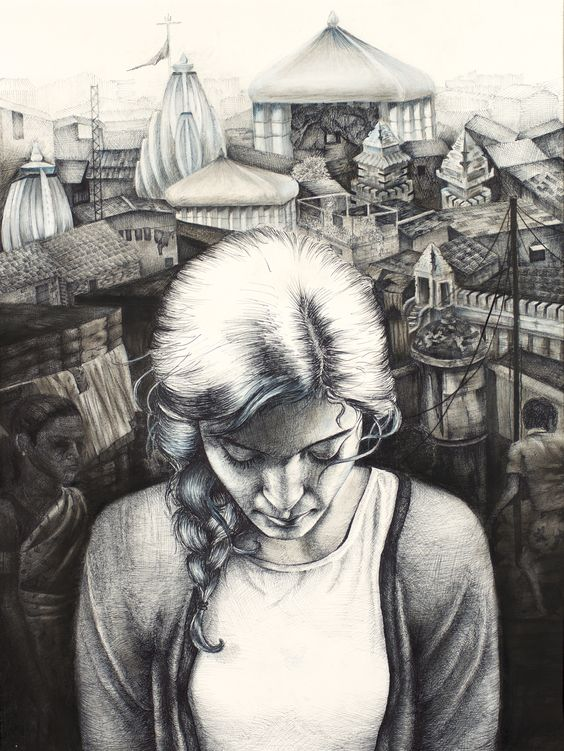 images about Beautiful A Level Art on Pinterest