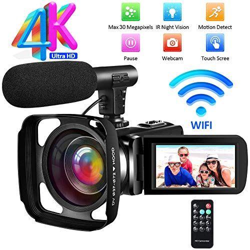 Las 5 Mejores Videocámaras Full Hd Opiniones Ofertas Comparación Videocámara Video Camara Grabación De Vídeo