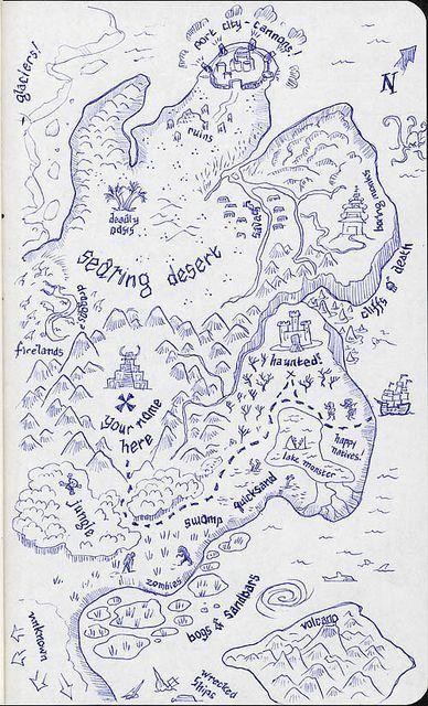 Milla Saved To Gold25 Treasure Map Carte Au Tresor