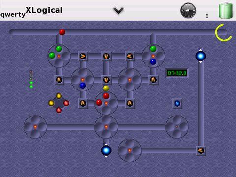 Xlogical v1.0.8-r0.2 (Openmoko Game)