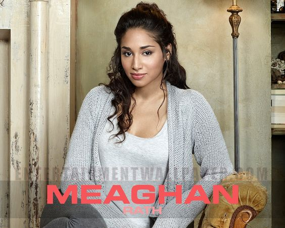 Sally (Meaghan Rath) - Being Human