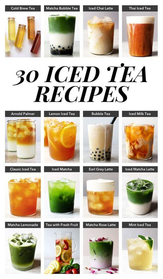 30 Refreshing Iced Tea Recipes