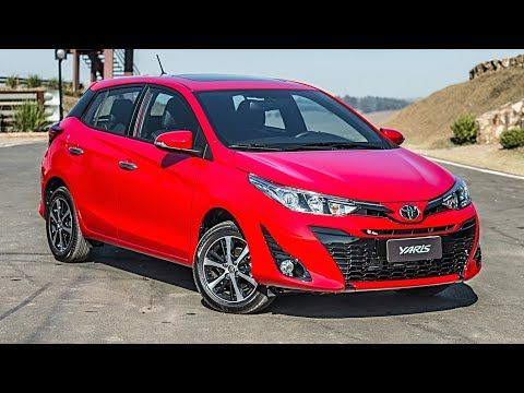 Toyota Yaris 2019 Youtube Toyota Honda Mobil