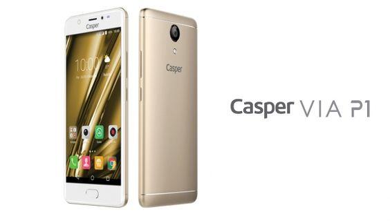 Casper VIA P1 Akıllı Telefon