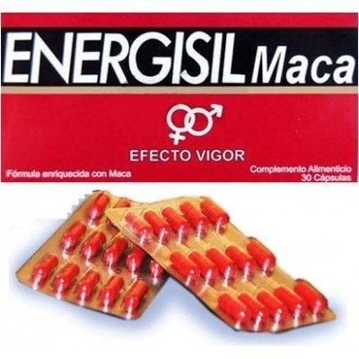 ENERGISIL MACA EFECTO VIGOR 30 CAPSULAS , los mejores productos antienvejecimiento, precios económicos en Farmadina.com