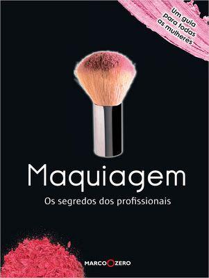 Livro: Maquiagem O Segredo dos Profissionais - Kit Spencer