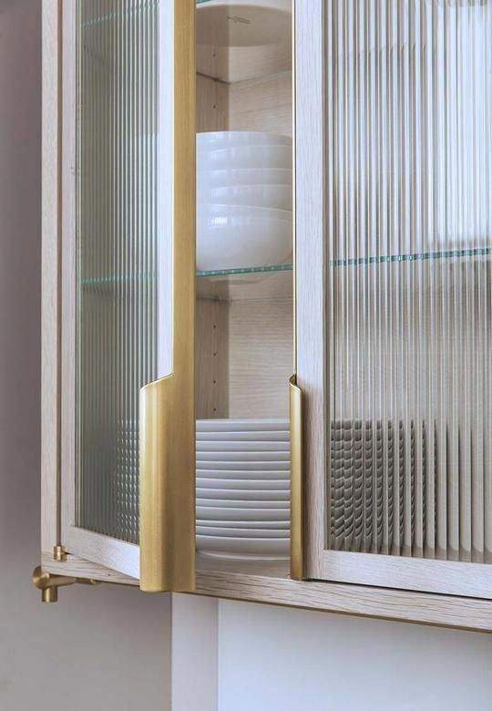 Collector S Kitchen Glass Kitchen Cabinets Glass Cabinet Doors New Kitchen Cabinets