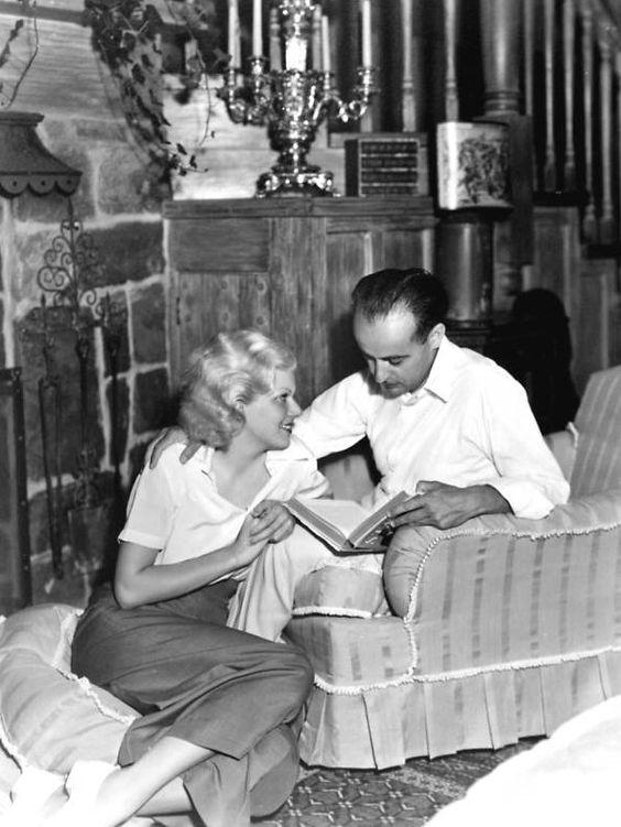 Jean Harlow Bern And Wedding Night On Pinterest