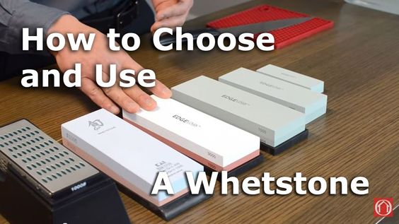 There are many ways to #sharpen #knives and the #whetstone is arguably the best way to do it. We show you how to pick one and use one!