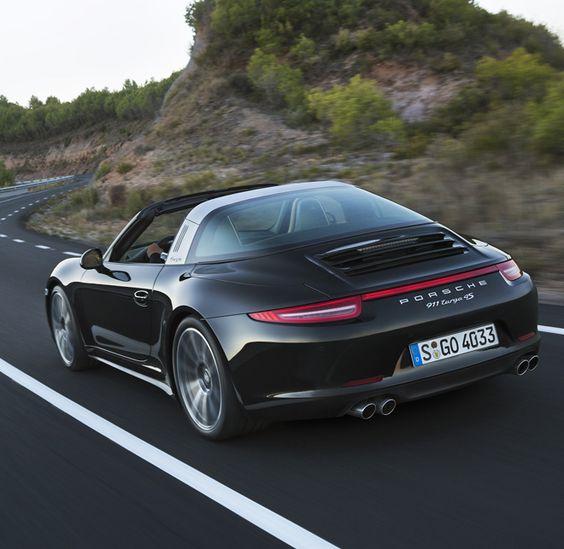 2014 Porsche 911 Targa | www.truefleet.co.uk