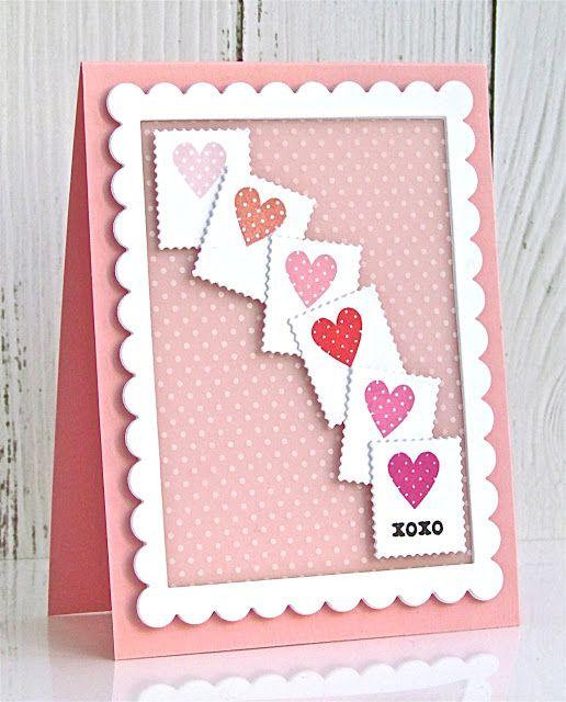 Cas E This Sketch 256 Valentines Cards Cards Handmade