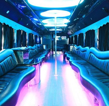 Cali Party Bus San Francisco Has Limo And Party Buses In The Sf Bay Area Party Bus Rental Party Bus Limo Party