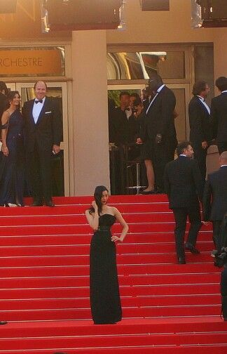 Top Model Liu Wen Festival de Cannes