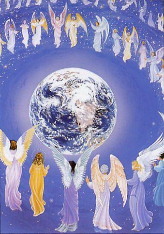 Andělský deník: Karetní výklad Doreen Virtue pro rok 2017