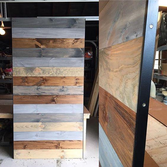 Instagram Photo By Rusticroo Designs May 10 2016 At 4 26pm Utc Interior Barn Doors Hanging Barn Doors Interior Sliding Barn Doors