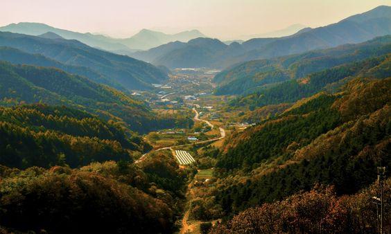 Fotografía Small rural village. por PARK G. S en 500px Gyeoonggi-do, Korea del Sur