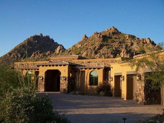 Dream home in a dream location Desert Mountain Home in Scottsdale, Arizona  # Sunshower Az_093850