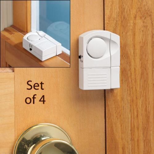 Wsdcam Door Alarm Wireless Anti Theft Remote Control Door And Window Security Alarms Fantastic Security Product For Window Security Door Alarms Home Security